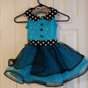 Weissman girls' dance costume